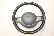SMART ForTwo 450 LENKRAD LEDER LEDERLENKRAD SCHWARZ GRAU ohne ESP 0010041V001 84