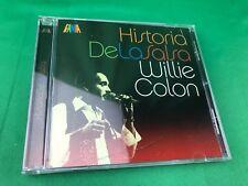 WILLIE COLON - Historia De La Salsa - CD - Original Recording Remastered