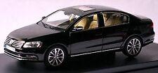 VW Volkswagen Passat Sedán B7 Typ 3C 2010-14 negro negro 1:43
