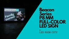 Beacon Series 4x8 Double Sided Outdoor Led Sign Programmable Wifi Waterproof