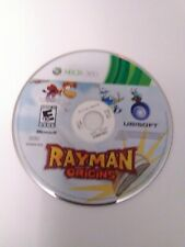 Rayman Origins (Microsoft Xbox 360, 2011) Game Only Tested Fast Shipping