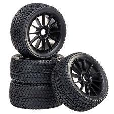 Silla de paseo Neumáticos Set llantas Street con 10-speichenfelge NEGRO 1:8