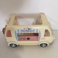 Sylvanian Families Calico Critters Ice Cream Truck Van