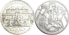 New listing elf Austria 10 Euro 2003 Schloss Hof Silver Castle in folder