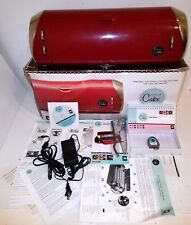 Cricut Cake Personal Electronic Cutter Machine Red CCA001 (For Cake decorating)