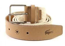 LACOSTE Casual Woven Belt W95