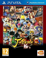 J-Stars Victory VS+ [Sony PlayStation Vita PSV, Region Free, Arcade Fighting]