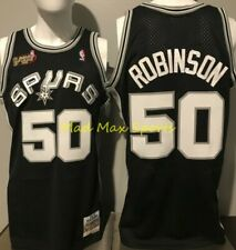 DAVID ROBINSON San Antonio SPURS Mitchell & Ness 1999 NBA Finals SWINGMAN Jersey