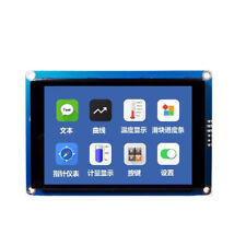 """New 3.5"""" Capacitive Touch Screen HMI I2C LCD Display Module 480x320 for  Arduino"""