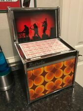 Jukebox, Bluetooth Speaker, 1970's Style Hi-Fi