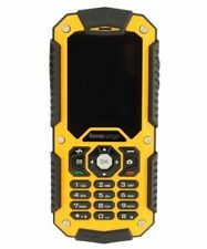 Fonerange Rugged 128 Tough (Unlocked) Mobile Phone - Yellow