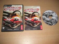 CRASHDAY Pc Cd Rom CRASH DAY  Racing - FAST DISPATCH