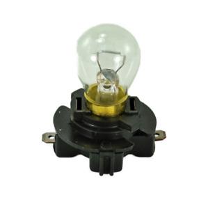 AM128497 John Deere OEM Headlight Bulb and Socket