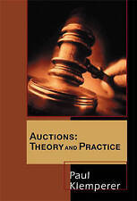 Auctions. Theory and Practice by Klemperer, Paul (Paperback book, 2004)