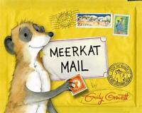 Meerkat Mail by Gravett, Emily, NEW Book, FREE & Fast Delivery, (Paperback)