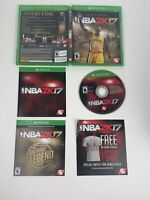 NBA 2K17 Legend Gold Edition w/ Kobe Bryant Cover for Xbox One / DLC Redeemed