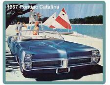 1967 Pontiac Catalina Auto Refrigerator / Too Box Magnet