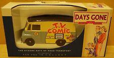 DG071021 Days Gone Lledo Boxed Die Cast Model - Morris LD150 Van. TV Comic.