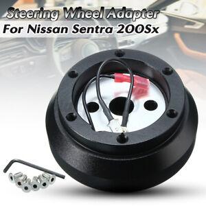 Steering Wheel Short Hub Adapter For Nissan Sentra 200Sx 240SX 300ZX Altima