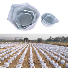 5 Size Fabric Pot Plant Pouch Root Container Grow Bag Aeration Garden Container