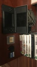 Nintendo DS with games bundle