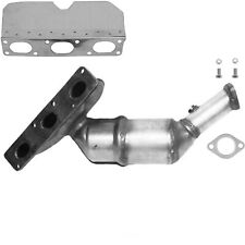 Exhaust Manifold with Integrated Catalytic Converter-E46 Rear Eastern Mfg 40825