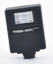Focal M200 Vintage Camera Universal Electronic Flash - Tested Working -  R11