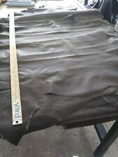 "Pre-Cut Lambskin /""Thin/"" leather skin  /""Double Face/"" Black 12/"" x 24/"" Inches 1 oz"