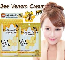 Bee venom cream anti aging restoration reduce wrinkles lines face skin care Fuji