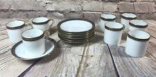LIMOGES A LANTERNIER CO Mini Tea Cup Saucer SET