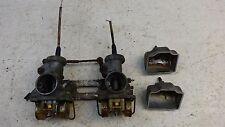 1973 Honda SL350 SL 350 H1243' carburetor carb set assy pair