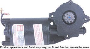 Remanufactured Window Motor  Cardone Industries  42-315