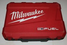 Milwalkee 2897-22 M18 Fuel 2 Tool Combo Kit Hard Case Only