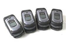 Lot of 8 Kyocera DuraXtp E4281 (Sprint) Rugged Flip Cell Phone