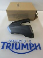 TRIUMPH STREET TRIPLE & R REAR SEAT COWL MATT PHANTOM BLACK A9708271 PD 2013 -17