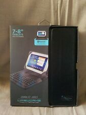 "Lifeworks Universal Bluetooth Keyboard For 9"" To 10"" Tablets Black"