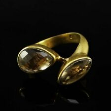 Brass Natural Costume Rings