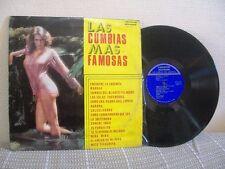 SEXY NUDE CHEESECAKE LP V/A LAS CUMBIAS MAS FAMOSAS LIBERTAD RECORDS