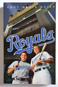 Kansas City Royals Official Media Guide 2007 MLB