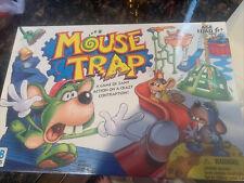 New listing Nib Mouse Trap Board Game Vintage 1999 Milton Bradley New Sealed