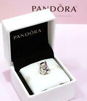 NEW Authentic PANDORA 925 ale Silver Lucky Elephant Charm Pendant 791902
