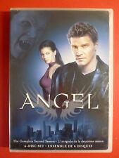 Angel Season 2 DVD Bilingual