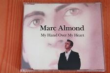 Marc Almond – My Hand Over My Heart - 4 tracks Boitier neuf CD maxi