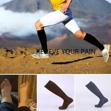 3 Pairs Compression Support Socks Graduated Men's Women's Sockings 18-21mmHg