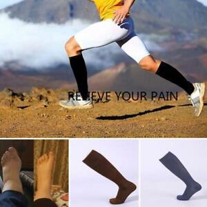 3 Pairs Compression Support Socks Graduated Men's Women's Sockings 18-21mmHg