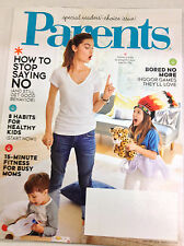 Parents Magazine How To Stop Saying No January 2016 050417nonr