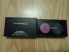 MAC COLOURIZATIONS EYE SHADOW X 2 DUO PALETTE * DOUBLE FEATURE 7 * NIB 3g