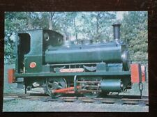 POSTCARD ANDREW BARCLAY 0-4-0ST 'LORD FISHER'