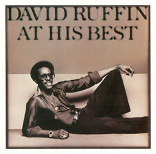 DAVID RUFFIN - At His Best - CD - **Excellent Condition**