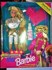 hollywood hair  deluxe play set BARBIE doll 1993 NRFB, very good condition